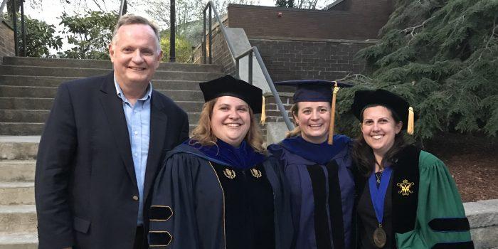 2018 Ph.D. Graduates
